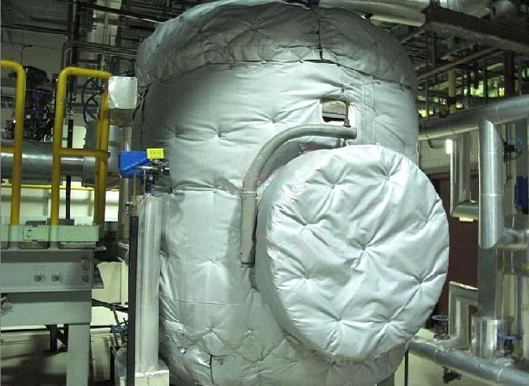 工业超高温防护万博Manbetx官网的应用